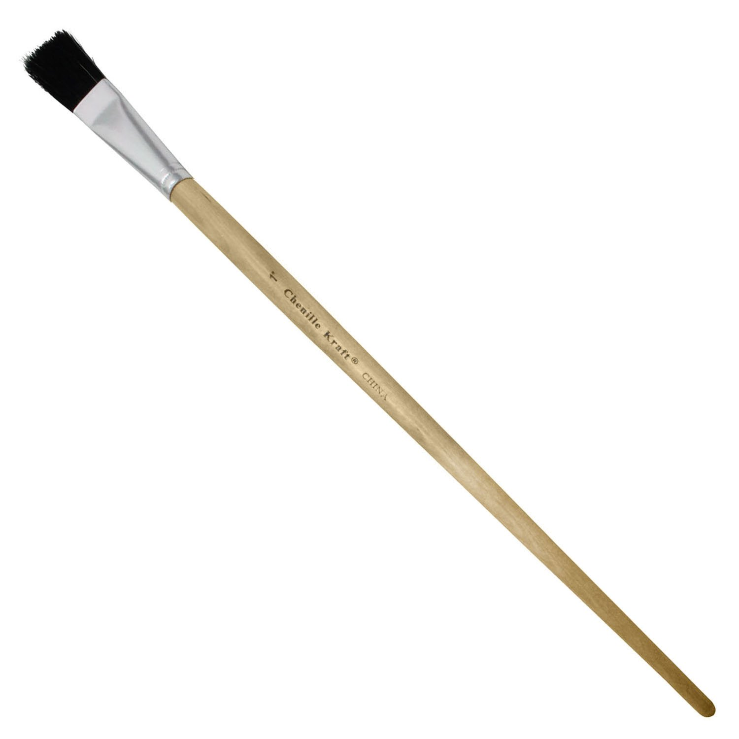 Be super welcome Chenille Kraft New mail order CK-5938 Easel Brushes with Bristles 5.75