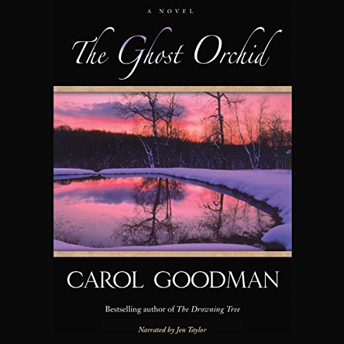 The Ghost Orchid audiobook cover art