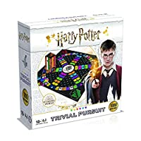 Winning Moves Harry Potter Ultimate Trivial Pursuit Board Game