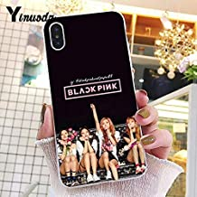 Inspired by Blackpink Lisa Rose Jisoo Jennie Phone Case Compatible With Iphone 7 XR 6s Plus 6 X 8 9 Cases XS Max Clear Iphones Cases TPU- Keychain- Poster- Beanie- 32971098705