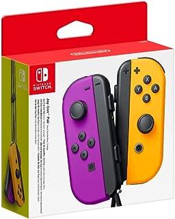 Nintendo 任天堂 Switch 游戏机 Joy-Con 左右手柄 紫黄
