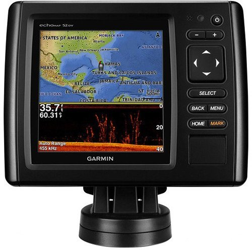 Garmin 010 – 01382 – 00 echoMAP 52dv Radar sin Donante: Amazon.es: Electrónica