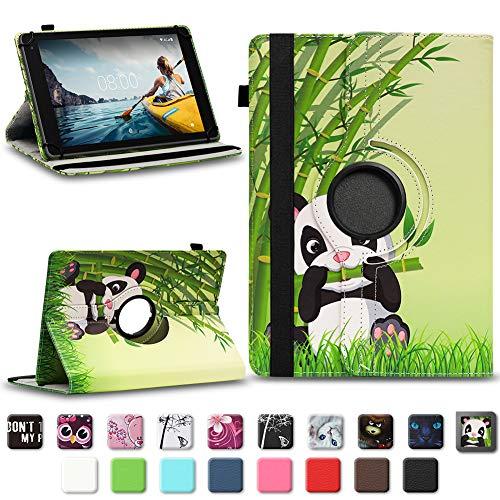 na-commerce Medion Lifetab E7331 P7332 P7331 Tablet Tasche Schutz Hülle Cover Case Drehbar, Farben:Motiv 5