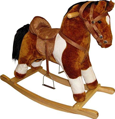 Cavallo A Dondolo Con Verso - Suoni Reali