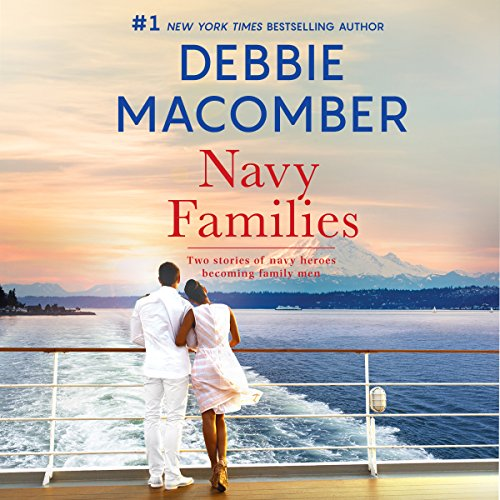 Navy Families audiobook cover art