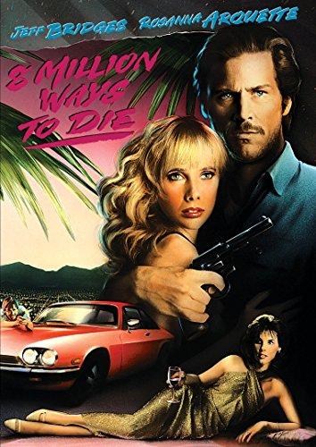8 Million Ways To Die (1986) [Edizione: Stati Uniti] [Italia] [DVD]