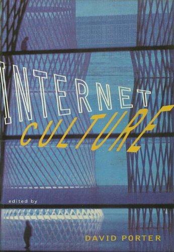 Internet Culture (English Edition)