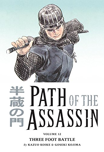 Path of the Assassin Volume 12