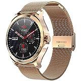 YDK AK29 Ladies Smart Watch Reloj Hembra IP68 Impermeable Smartwatch Largo Standby Tarifa Cardíaca Presión Arterial Fitness Tracker PK DT88 Soporta Android iOS,C
