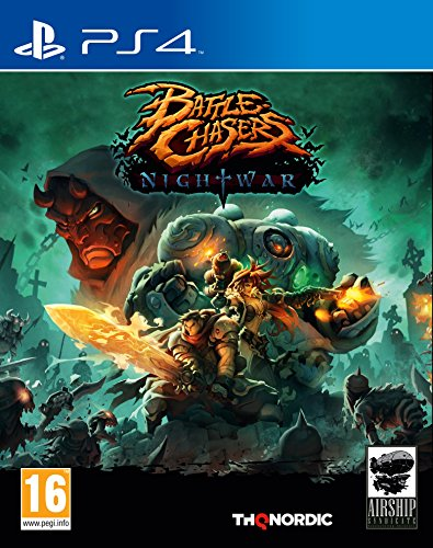 Battle Chasers Nightwar - PlayStation 4 [Importación inglesa]