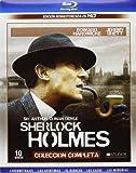 Sherlock Holmes - Colección Completa [Blu-ray]