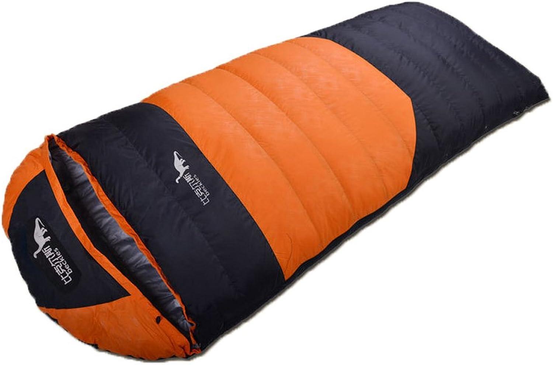 Emansmoer Entendaunen Wasserdicht Outdoor Schlafsack Tragbare Umschlag Deckenschlafsack für Camping Wandern Reisen B01HPX7EA8  Hochwertige Produkte