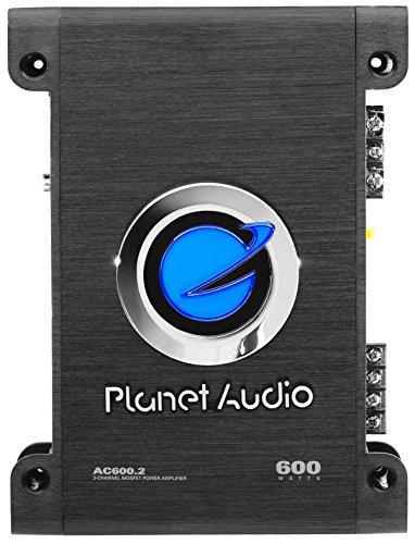Planet Audio Channel Car Amplifier - 1800 Watts