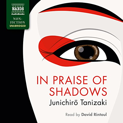 In Praise of Shadows audiobook cover art