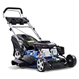 "Giantz Crodless Lawn Mower 220CC 22"" Petrol Lawnmower for Garden Backyard Patio"
