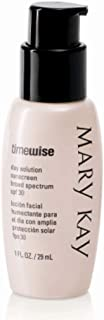 Best mary kay timewise day solution sunscreen Reviews