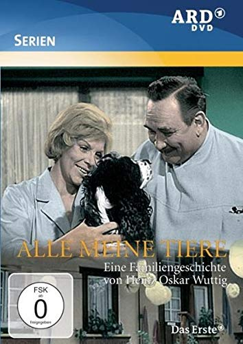 Alle meine Tiere (3 DVDs)