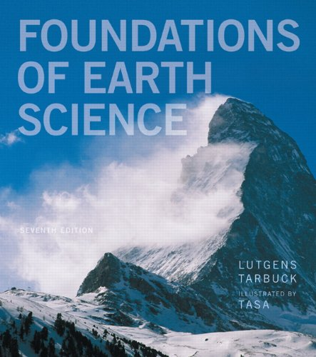 Foundations of Earth Science Plus MasteringGeology with eText -- Access Card Package (7th Edition)