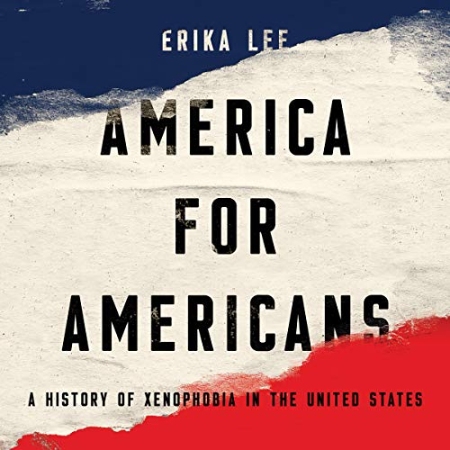 America for Americans audiobook cover art