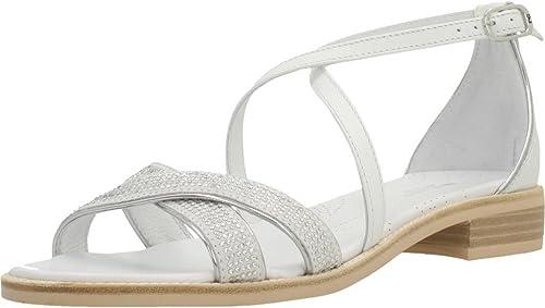 noirGiardin P805800D Blanc Chaussure Chaussure Chaussure Sandales Basses Chaussures pour Femmes 195