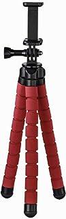 """Hama - Treppiede""""Flex"""" per smartphone e GoPro, 26 cm, rosso"""