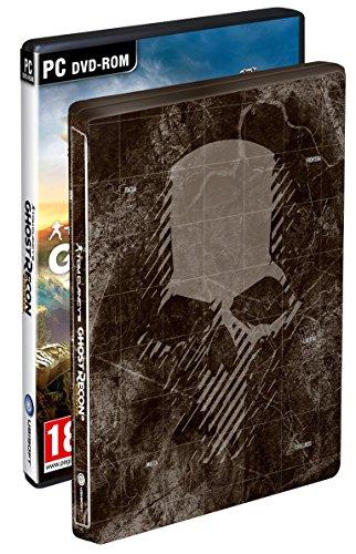 Tom Clancy's Ghost Recon Wildlands - Steelbook Edition (exkl. bei Amazon.de) - [AT-PEGI] - [PC]