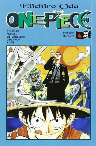 One piece (Vol. 4)