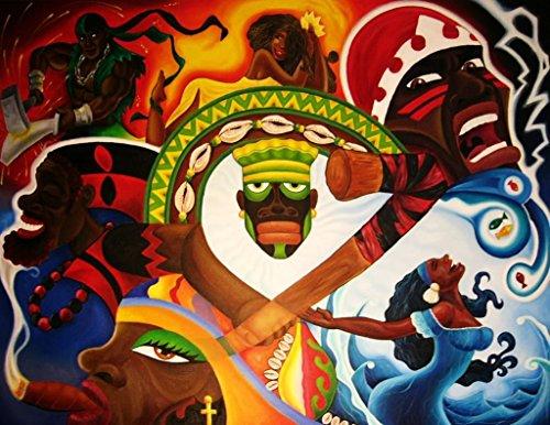 Gran Libro Enciclopédico de Ifa: Gran Enciclopedia de mas de 5000 paginas para los amantes de la religión Yoruba (Spanish Edition)