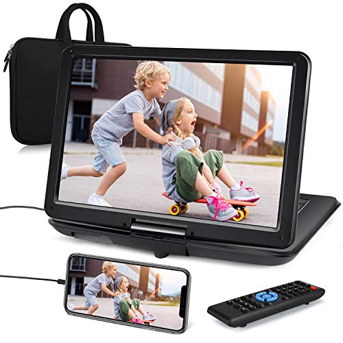 NAVISKAUTO 16' Portable DVD Player with Large Screen...