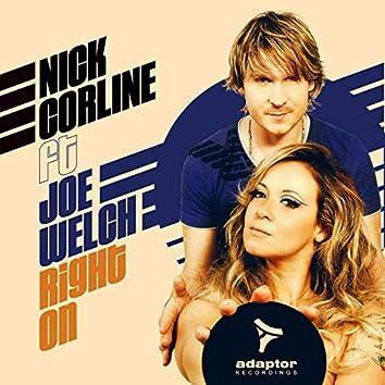 Right On (feat. Joe Welch)