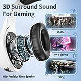 Zoom IMG-1 cuffie gaming con microfono per