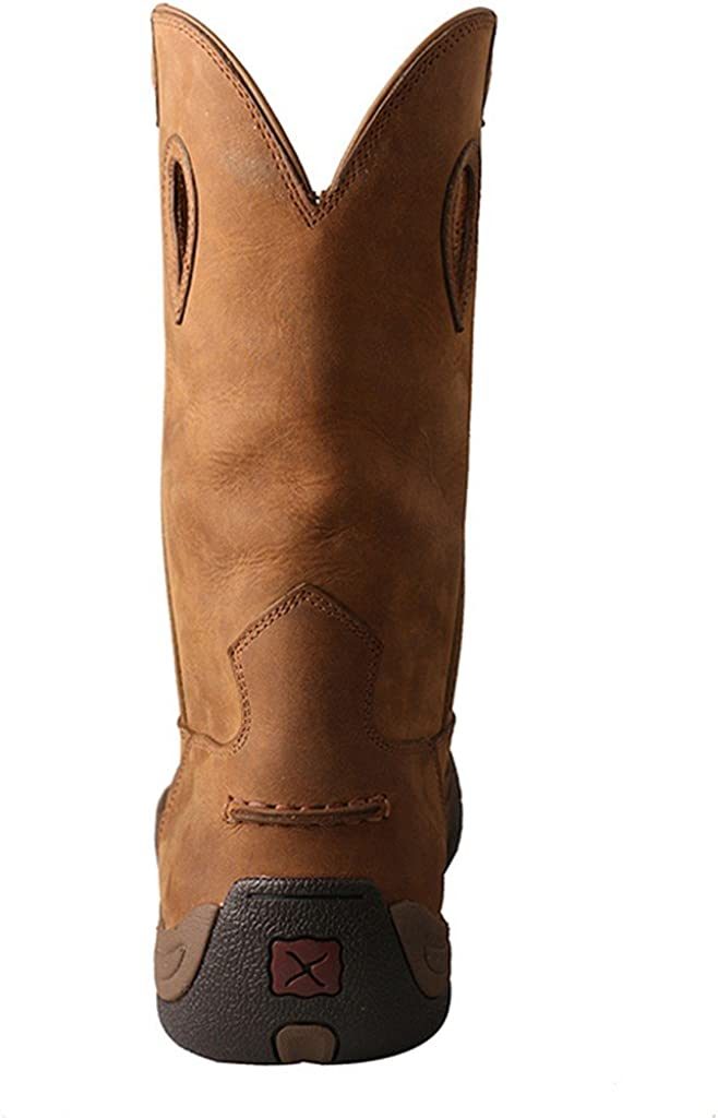Mhkbw01 Twisted X Mens 11 Waterproof Hiker Boot