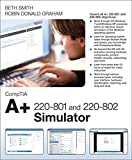 CompTIA A+ 220-801 and 220-802 Simulator (Network Simulator)