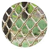 malla Fondo de la pared de la decoración de la red, la cuerda del cáñamo la red de la red de la red de la red de la cuerda del cáñamo, los niños al aire libre escalera de la cuerda de la escalera del