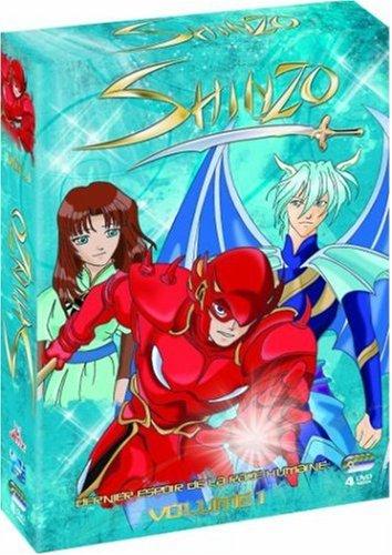Shinzo-Volume 1 (16 épisodes)