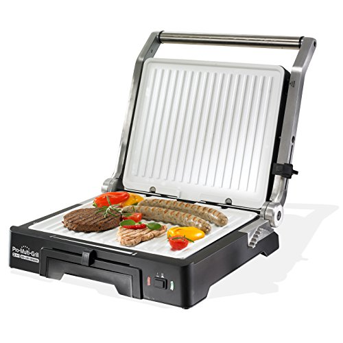 BEEM Germany Pro-Multi-Grill 3-in-1 Kontaktgrill im Test