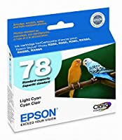 epst078520–EPSONライトシアンインクカートリッジ