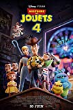 Tainsi Toy Story 4 (2019)-Poster,12x18inches,30x46cm