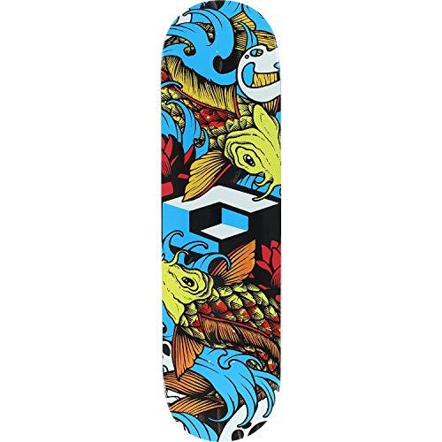 Consolidated Skateboard-Brett/Deck, 20,32 cm, konsolidiert