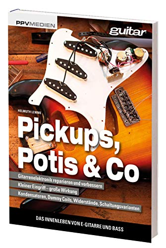 Pickups, Potis & Co - Das Innenleben von E-Gitarre und Bass