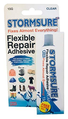 Stormsure Flexibler Reparaturkleber (wasserdichter Kleber) 15g