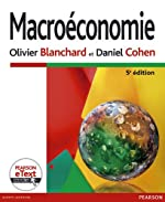 Macroéconomie 5e Ed. + eText d'Olivier Blanchard