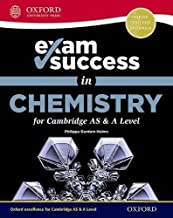 Exam Success in Chemistry for Cambridge AS & A Level (CIE A Level)