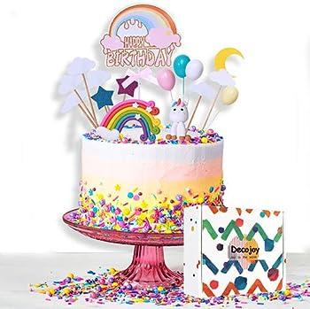 CD048 Lady Cake Maker Birthday Cake Topper Claydough Decoration x 1
