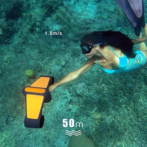 Seascooter FENG Unterwasser-Scooter 50 m max. Tauchtiefe Bild 6*