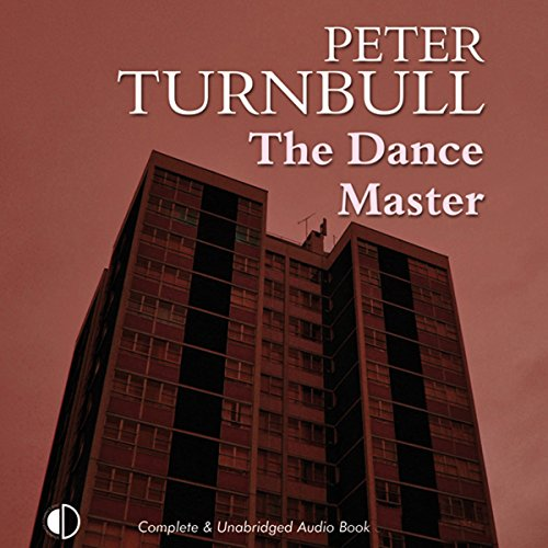 The Dance Master audiobook cover art