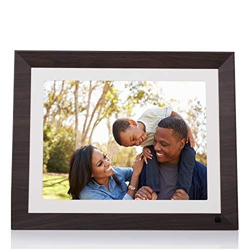 Photo Club 2K Smart Digital Picture Frame 11 Inch,2176 x 1600 Pixels IPS Touch Screen FHD Display,Easy Setup to Send Photos Remotely Via App More Secure Than Email