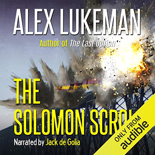 The Solomon Scroll cover art