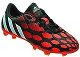 Adidas Predator Absolado Instinct FG J Kinder Fussballschuhe core black-white-solar red - 37 1/3