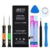 JBEIY Battery Compatible with iPhone 6S, 2500mAh...